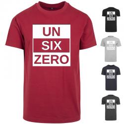T-shirt UN SIX ZERO TRI Blanc