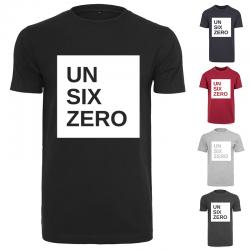 T-Shirt UN SIX ZERO Reca Blanc